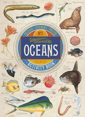 Collection of Curiosities: Oceans by Polly Cheeseman