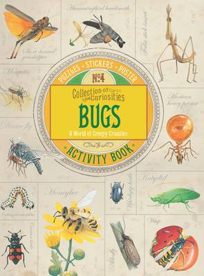 Collection of Curiosities: Bugs by Vicky Egan