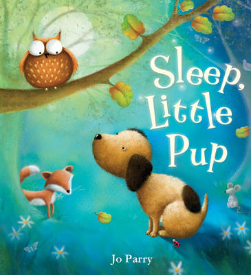 Storytime: Sleep, Little Pup by Jo Parry