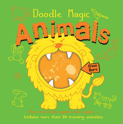 Doodle Magic Animals by Jake McDonald