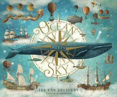 Cover for Ocean Meets Sky by Terry Fan, Eric Fan