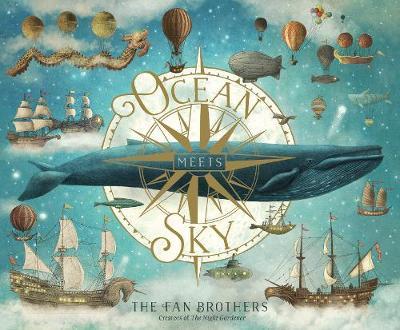 Ocean Meets Sky by Terry Fan, Eric Fan