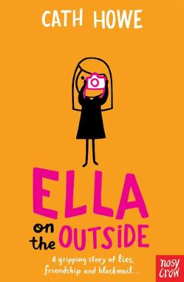 Cover for Ella on the Outside by Cath Howe