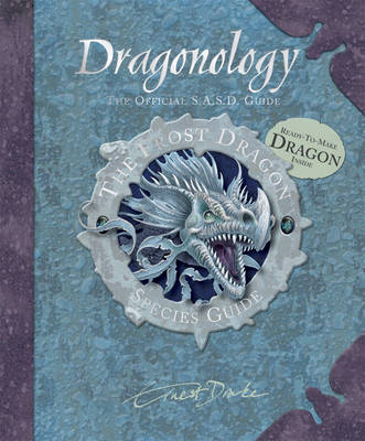 Dragonology: Frost Dragon by Dugald Steer