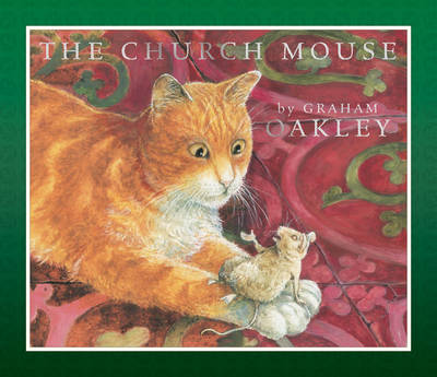 The Church Mouse by Graham Oakley