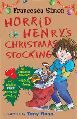 Horrid Henry's Christmas Stocking Pack by Francesca Simon