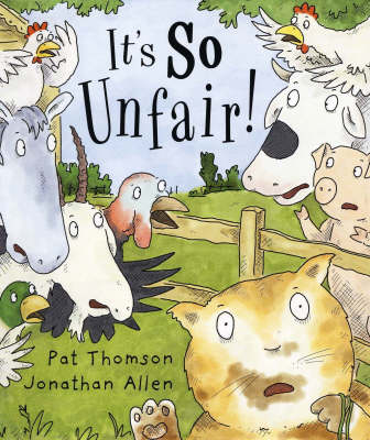 It's So Unfair! by Pat Thomson