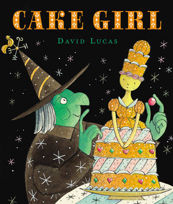 Cake Girl by David Lucas
