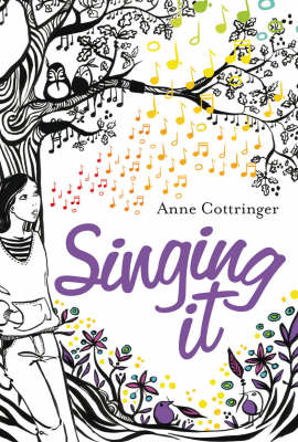 Cover for Singing It by Anne Cottringer