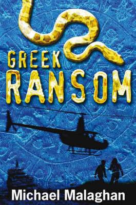 Greek Ransom by Michael Malaghan