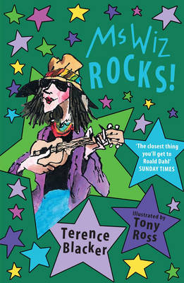 Ms Wiz Rocks by Terence Blacker