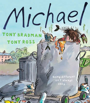 Michael by Tony Bradman