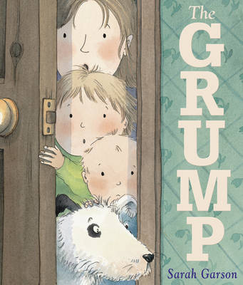 Cover for The Grump by Sarah Garson