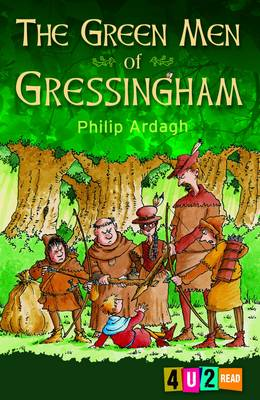 Green Men of Gressingham by Philip Ardagh