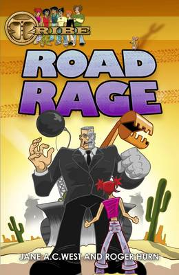 Road Rage by Jane A. C. West, Roger Hurn