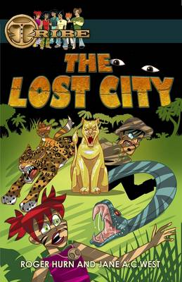 The Lost City by Jane A. C. West, Roger Hurn