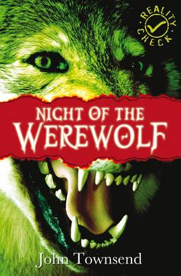 Cover for Night of the Werewolf by John Townsend