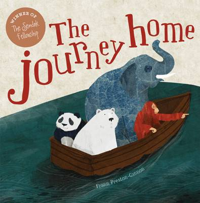 The Journey Home by Frann Preston-Gannon