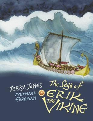 The Saga of Erik the Viking by Terry Jones