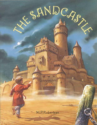 The Sandcastle by M P Robertson