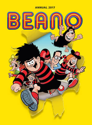 The Beano Annual 2017 by