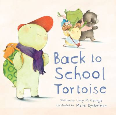 Back to School Tortoise by Lucy M. George