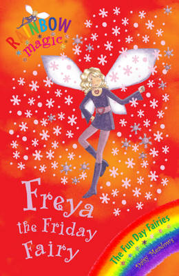 Freya The Friday Fairy by Daisy Meadows