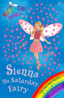 Sienna The Saturday Fairy by Daisy Meadows