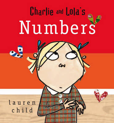 Numbers by Lauren Child