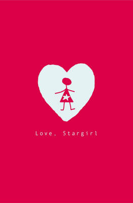 Cover for Love, Stargirl by Jerry Spinelli