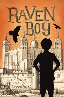 Raven Boy by Pippa Goodhart