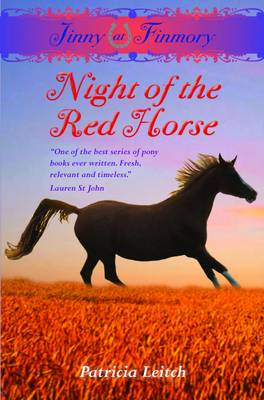 Cover for Night of the Red Horse (Jinny at Finmory) by Patricia Leitch