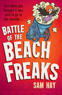 Battle of the Beach Freaks by Sam Hay
