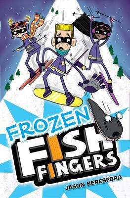 Frozen Fish Fingers by Jason Beresford