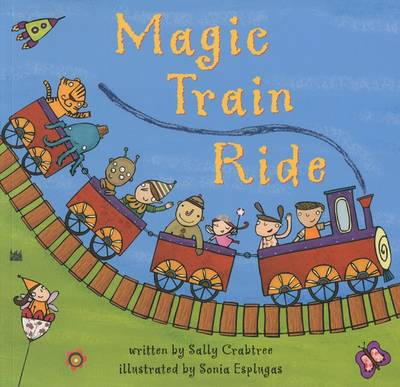 Magic Train Ride by Sally Crabtree