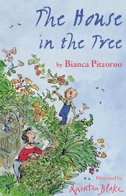 Cover for The House in the Tree by Quentin Blake