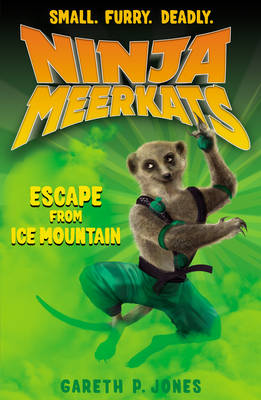 Ninja Meerkats 3 : Escape from Ice Mountain by Gareth P. Jones
