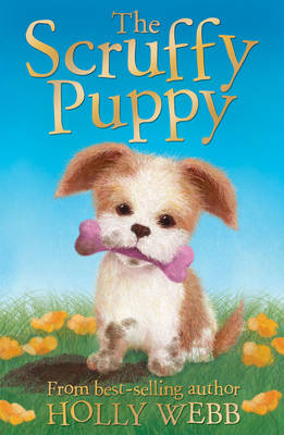 The Scruffy Puppy by Holly Webb