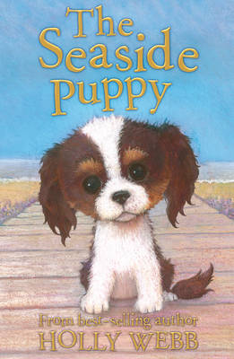 The Seaside Puppy by Holly Webb