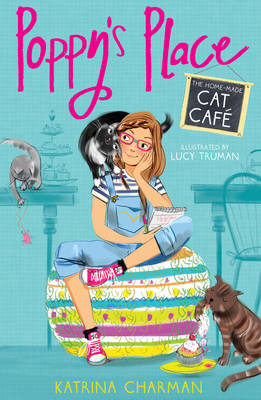The Home-Made Cat Cafe by Katrina Charman