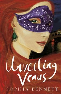Cover for Unveiling Venus by Sophia Bennett