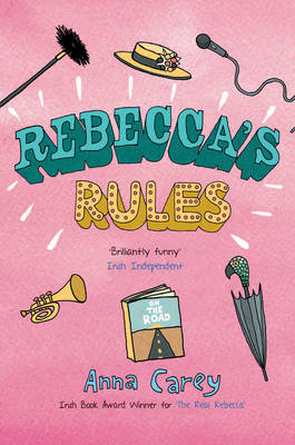 Cover for Rebecca's Rules by Anna Carey