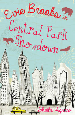 Central Park Showdown by Sheila Agnew