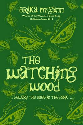 Cover for The Watching Wood by Erika McGann