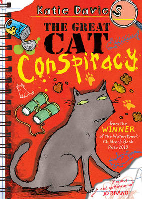 Cover for The Great Cat Conspiracy by Katie Davies