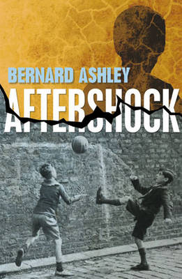 Cover for Aftershock by Bernard Ashley
