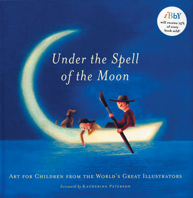 Cover for Under the Spell of the Moon by Katherine Paterson