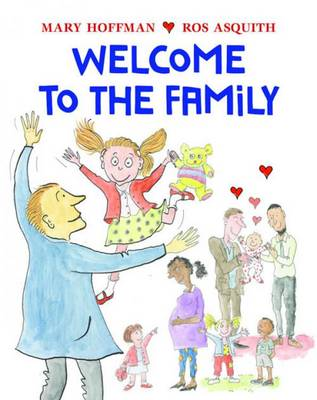 Welcome to the Family by Mary Hoffman