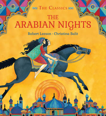 The Arabian Nights by Robert Leeson
