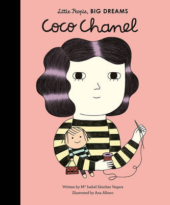Book Cover for Coco Chanel by Isabel Sanchez Vegara